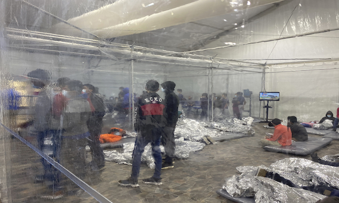 HHS plans to house illegal aliens at bases in San Antonio, El Paso, Colorado Springs and San Diego