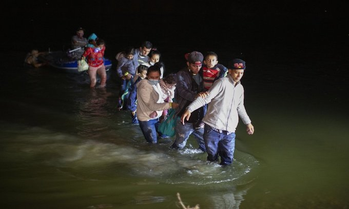GOP senators visit the border, reveal truth of Biden's crisis