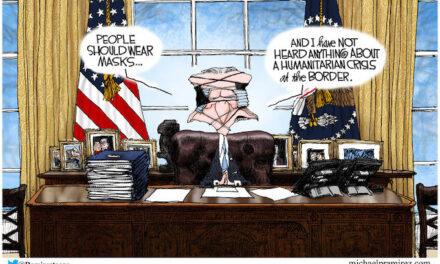 Biden's Ear Masks!