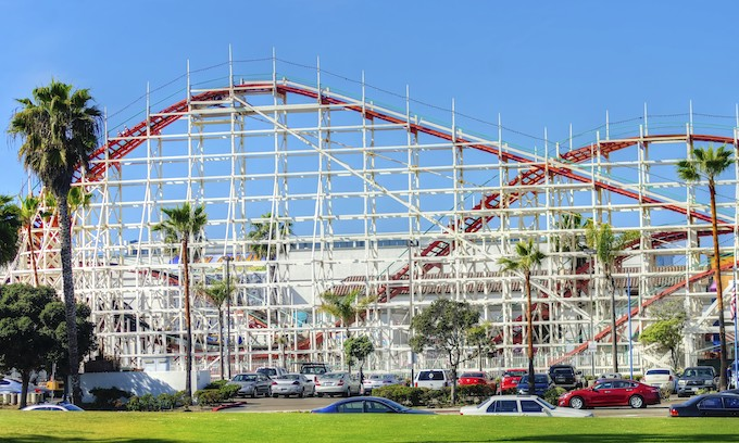Amusement parks to reopen in California but don't think you can scream in joy