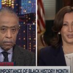 Al Sharpton's Hoary Heart-to-Heart With Kamala