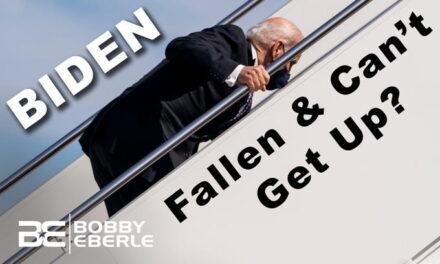 Joe Biden's Week in Review: Stumbles, Bumbles, and President Harris