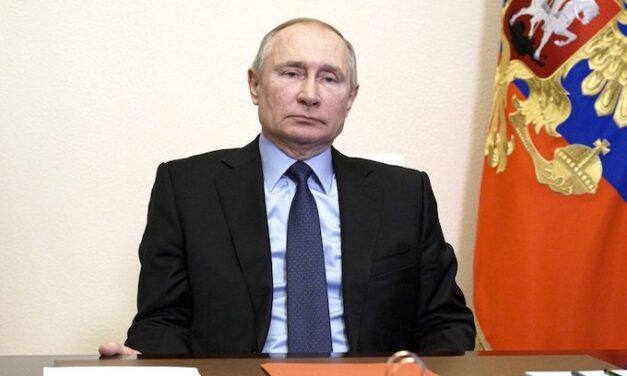 Putin warns of buildup of terrorist groups in northern Afghanistan