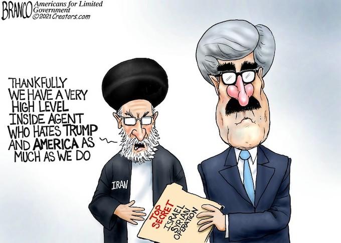 Kerry Again!