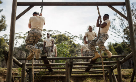 Army women flunking first try at 'gender-neutral' fitness test