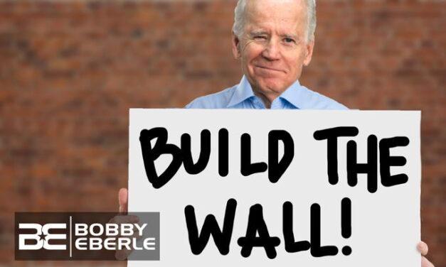 No Border Crisis? Jen Psaki, Joe Biden embrace 'Build the Wall!'… kind of