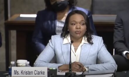 Biden nominee, Kristen Clarke Is Unfit to Be in Government