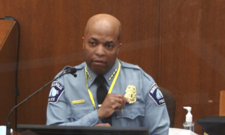 Chauvin used excessive force, unsanctioned technique, police chief testifies