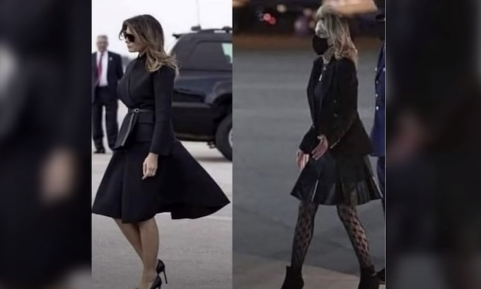 From elegance to fishnet and booties