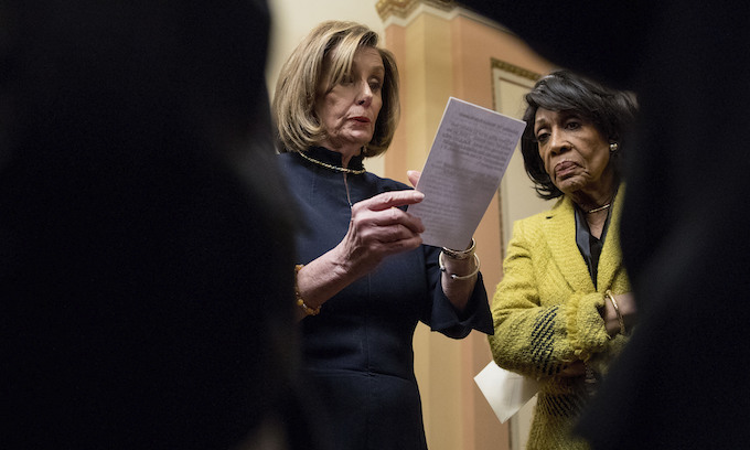Pelosi defends Maxine Waters' call for rioters to get 'confrontational'; Chauvin judge says may be grounds for appeal