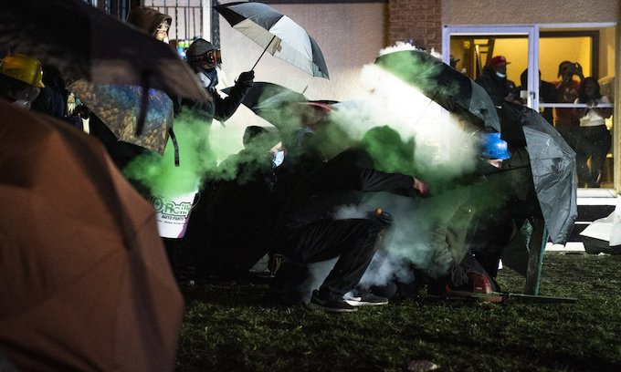 Mpls. council opposes tear gas, other 'less lethal' weapons in city riots