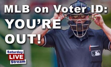WOKE SPORTS ALERT! MLB moves All-Star Game from Atlanta over Georgia Voting Law