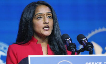 RINO Lisa Murkowski joins Democrats to confirm radical appointee Vanita Gupta
