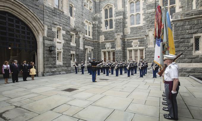 U.S. Military Academy Embraces Bigoted Curriculum