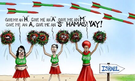 Cheering for Terror!