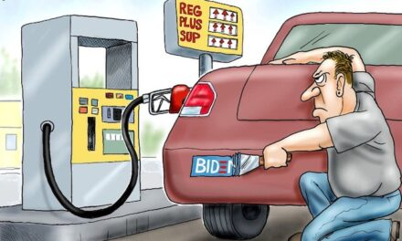 Biden's Out of Gas!