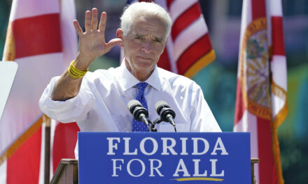 Republican-turned-Democrat Charlie Crist runs again for Florida governor