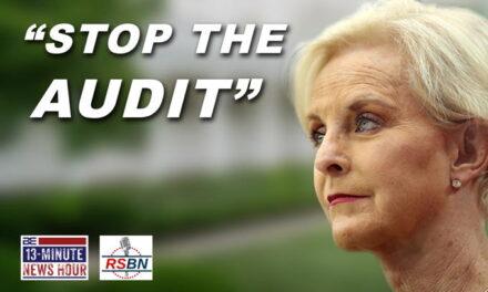 Cindy McCain Blasts Arizona GOP, Calls Ballot Audit 'Ludicrous'
