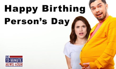 The end of Mother's Day?  Welcome to Happy Birthing Person's Day!