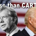What do you think? Joe Biden… worse than Jimmy Carter?