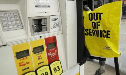 Biden's 'Gas Tax' Is a Pain at the Pump