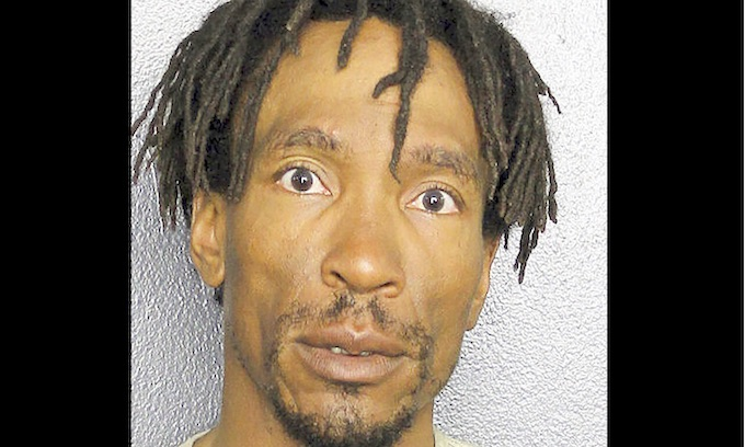 Man who left feces and shouted anti-Semitic slurs in Broward has been arrested, police say