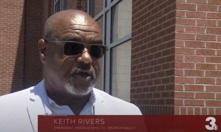 Protests: NAACP Threatens Economic Boycott In Elizabeth City After DA Rules Andrew Brown Shooting Justified