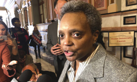 Lori Lightfoot discusses email to staffer that was compared to a scene in 'The Shining'