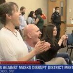 Enough! Parents erupt over mask requirements in schools