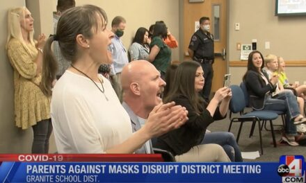 Enough! Parents erupt over mask requirements in schools
