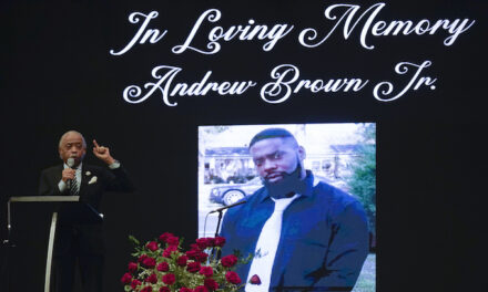 Al Sharpton at Andrew Brown funeral says failure to release bodycam video a 'con game'