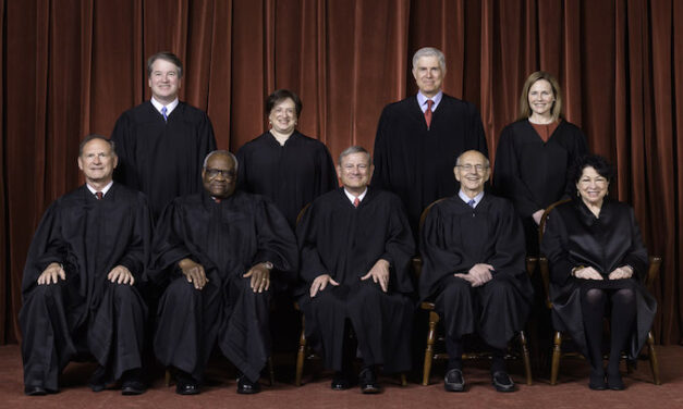 Biden's Supreme Court Packing Commission Issues First Report
