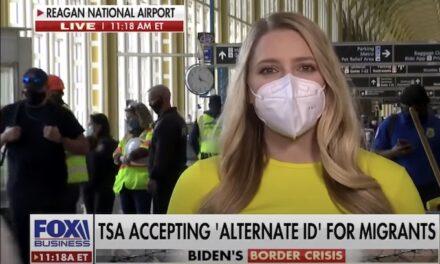 Biden Administration Flies Illegal Aliens Cross-Country: TSA Explains How