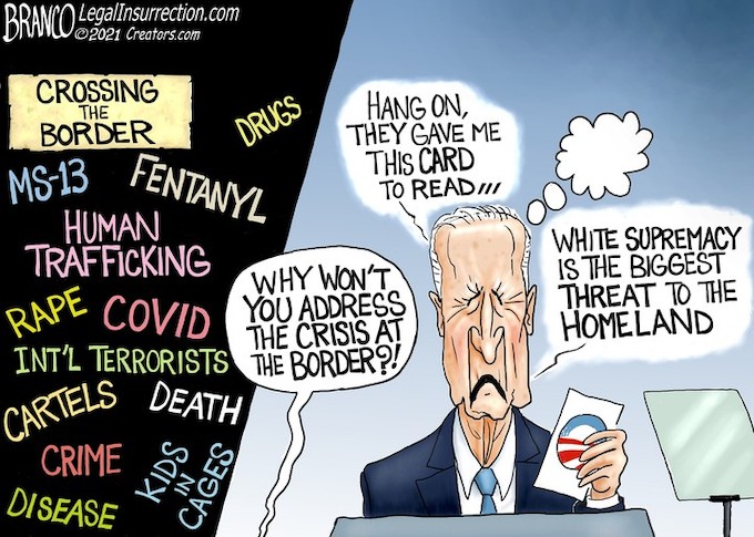 Biden's card