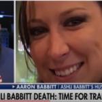 Ashli Babbitt's husband files lawsuit seeking identity of officer in Jan. 6 fatal shooting