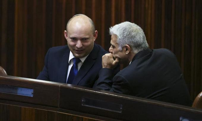 Lapid and Bennett have a coalition on paper, but Netanyahu will fight to the end