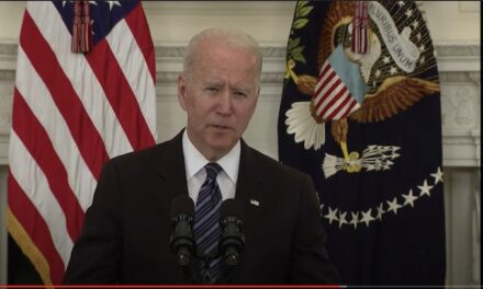 What are they saying about Joe Biden's big crime prevention speech?