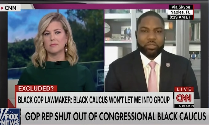 Trump-defending freshman rep not welcomed by Congressional Black Caucus