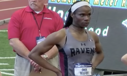 Testosterone rule keeps transgender runner out of Olympic trials