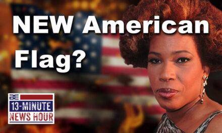 Woke Singer Macy Gray Calls for New American Flag
