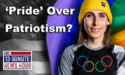 Transgender Olympian Wants to Burn U.S. Flag on the Podium