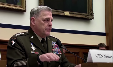 Milley says 'it's possible' the US could partner with the Taliban
