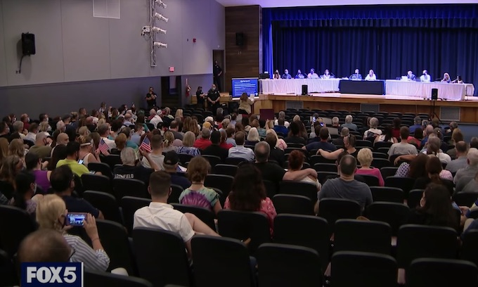 In reversal, New Jersey school board restores holiday names