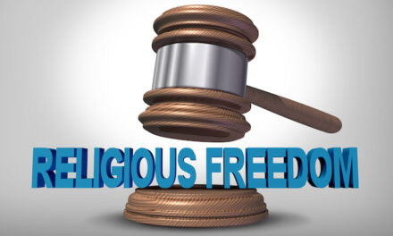 Equality Act Slams the Door on Religious Freedom