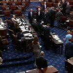 Republicans Block Democrats' Sweeping Voting 'Rights' Legislation