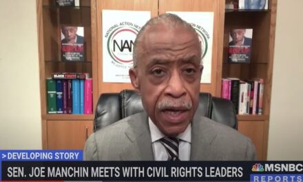 Democrats brought in civil rights leaders to sway Joe Manchin's vote