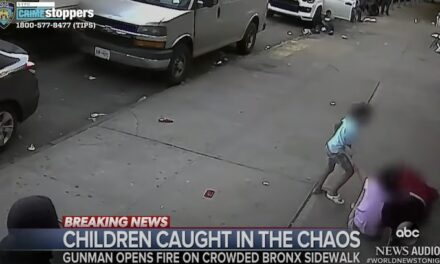 Children who dodged death in Bronx street shooting are too scared to sleep, parents say
