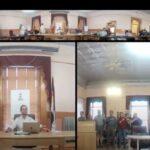 Mayor suspends Pledge of Allegiance at town meetings — meets defiance