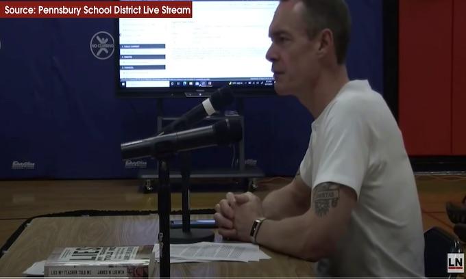 Parent puts school board in its place re: 1st Amendment