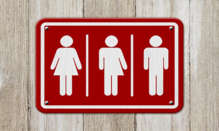 You Have a Right To Be Transgender. You Don't Have a Right To Expose Yourself To Women
